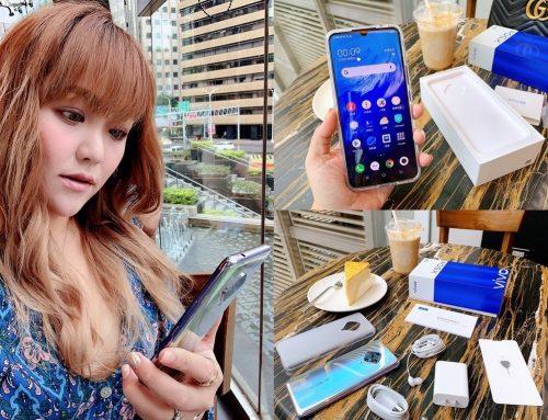 [開箱] vivo X50e 5G ♥ 是智慧型手機也是超廣角相機 X 少女的自拍神器 ♥ 3200超高畫素前鏡頭 想拍就拍完美不受限 ♥  CP值最高的5G手機 電信續約首選推薦 d(゚ー゚@)