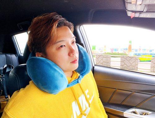 [開箱] TravelBlue ♥ 藍旅寧靜頸枕 TB212 ♥ 長途旅遊必備神器 睡個覺也能很有型 ♥ 辦公室午睡一秒駕馭全場的時尚配件 頸枕推薦ヽ(・ω・`)