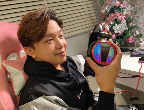 [開箱] POWZAN ♥ CH400 SONAR RGB電競耳機 ♥ 送給自己的聖誕節禮物開箱 ♥ 玩線上遊戲超過癮的 全罩式電競耳機推薦 (´^ω^`)/