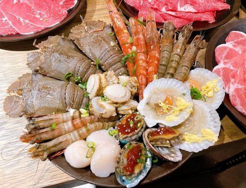 [美食] 燒肉殿 ♥ 東區超高CP值燒肉吃到飽 和牛龍蝦鮑魚海鮮吃好吃滿 ♥ 慶祝母親節的最佳方案 台北東區吃到飽燒肉NO.1 就決定是你了 ♡(ŐωŐ人)