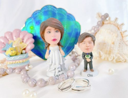 [生活] MiniQ 迷你公仔 ♥ 2021情人節送給他獨一無二的情人節禮物吧 ! ♥ 最浪漫的結婚禮物 客製化公仔推薦ヽ(・ω・`)