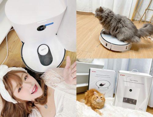 [家電開箱] Roidmi 睿米 無線掃拖機器人 Eve Plus ♥ 自動集塵智能掃拖機器人 掃地拖地一次完成 ♥ 支援APP WiFi遠端操控設定 寵物家庭 X 大空間清掃好幫手 (っ*´∀`*)っ